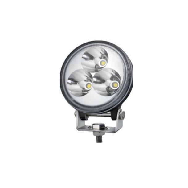 9 Watt Arbejdslampe - 12-24V - Kold hvid