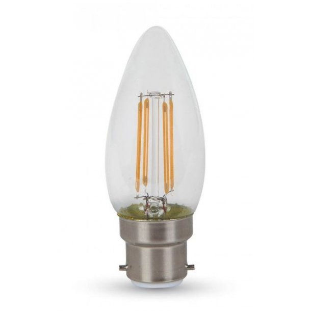 V Tac 5,5W LED lampa Samsung LED chip, G45, B22