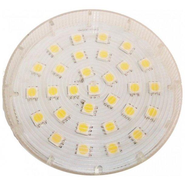 LIKO4.5 - 4.5W - Varm hvid - 230v - GX53