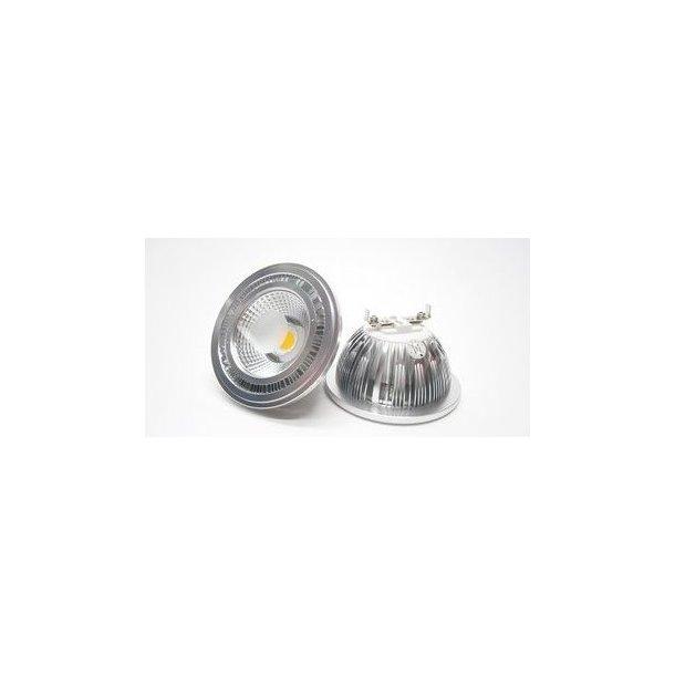 MANO5 - 5W - Varm hvid - 230V - G53 AR111