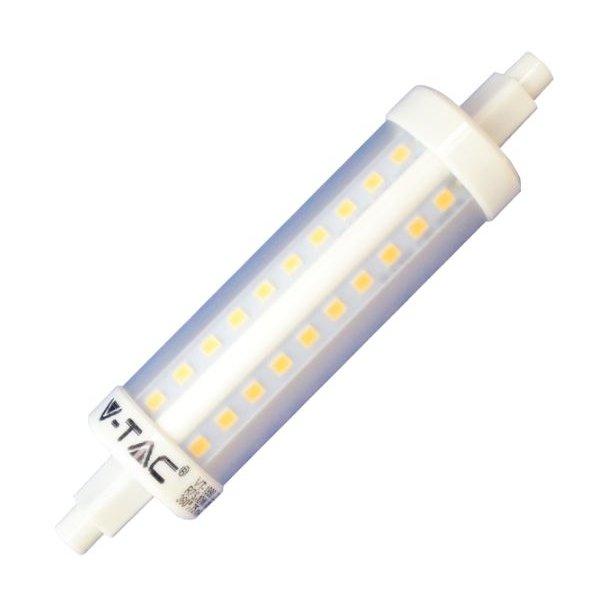 R7S LED Pære - 7w - 230V