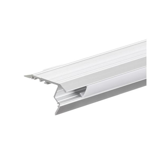 Aluminum profil til Trappekanter 2 meter