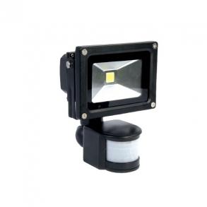 Projektør med sensor