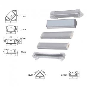 LED skinne