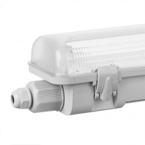 LED Industri Armature uden rør