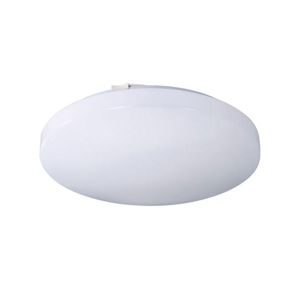 Fantastisk LED Loft lampe 12W, 2700k, Varm Hvid - LED Loftlamper - LEDproff.dk QO85