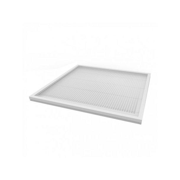 60x60 LED Panel - 36 Watt - 2880 Lumen - Hvid ramme