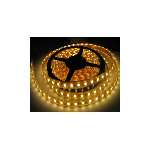 14 Watt vandtæt LED strip - 5m - IP68
