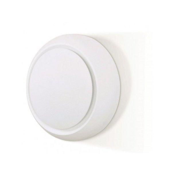 5 Watt væglampe - Hvid - Roterbar - E27