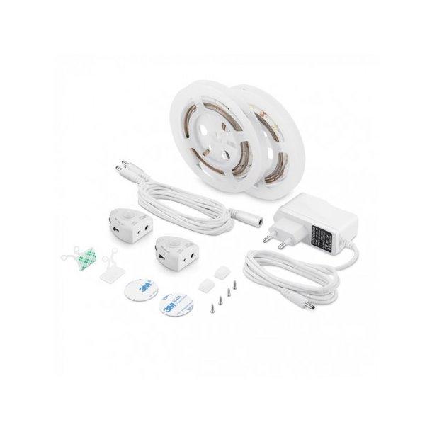 LED Bedlight - Sengebelysning til dobbeltseng