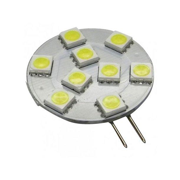 Icke gamla DIGA2 LED-lampa - 2W, dimbar, varm vit, 12V, G4 - LED Sockel G4 HP-64