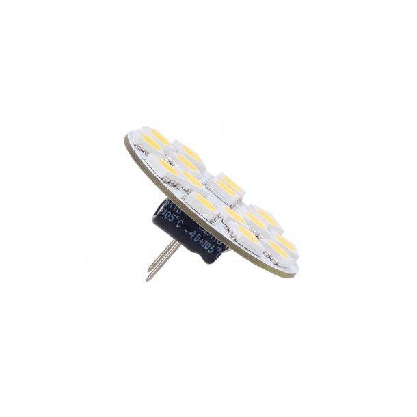 Populära DIGA3 LED-lampa - 3W, dimbar, varm vit, 12V, G4 - LED Sockel G4 HK-36