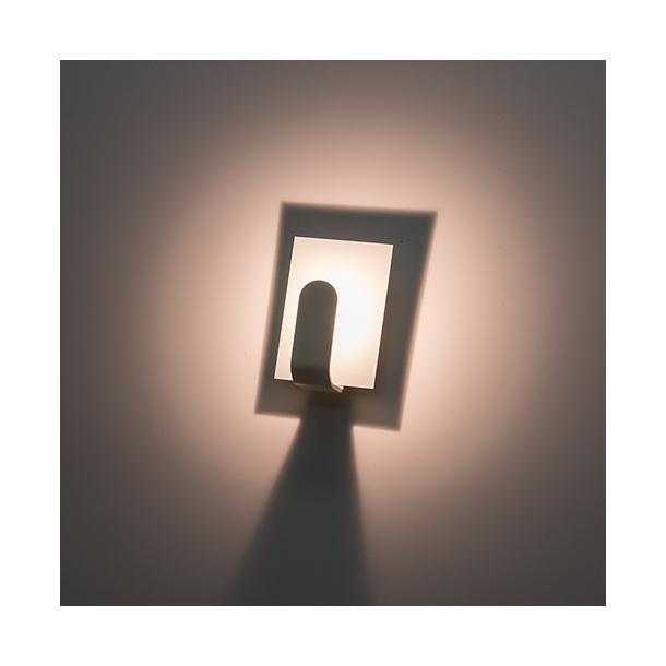 Indirekte Lampe led indendørs væglampe indirekte lys 3,5w, 2700k, varm hvid - led